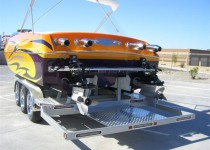 29' Luxury Cat Extreme Trailer