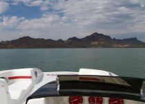 E-Ticket 29' Luxury Cat on Lake Havasu