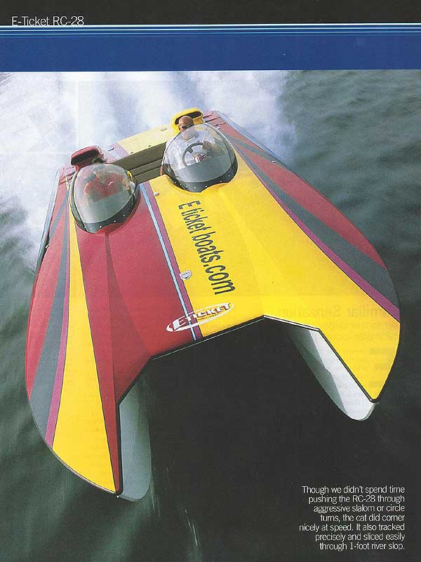 Powerboat Magazine RC-28 Review